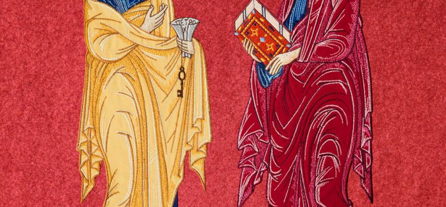 Św. Apostołowie Piotrze i Pawle módlcie się za nami!