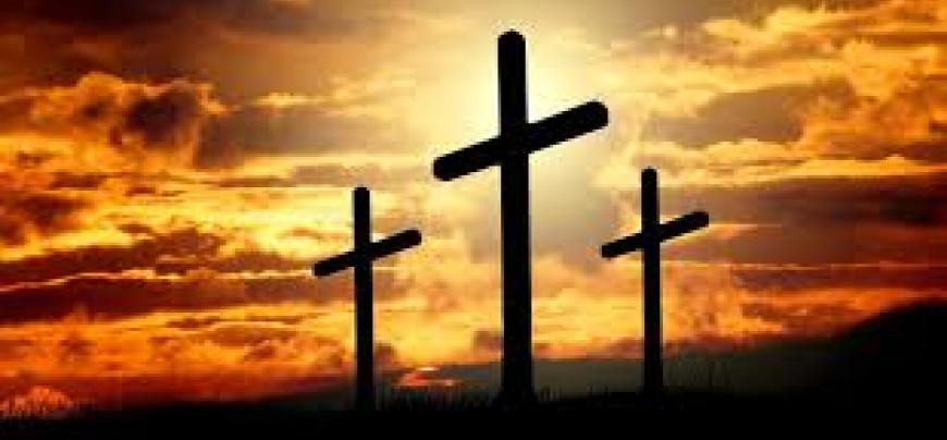 Krzyżu Chrystusa, bądźże pochwalony...