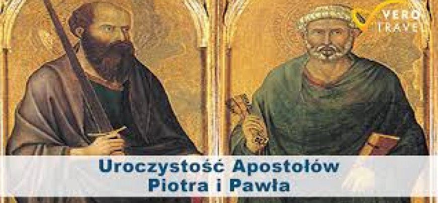 zapraszamy na odpust parafialny 28 czerwca o godz. 12.00....