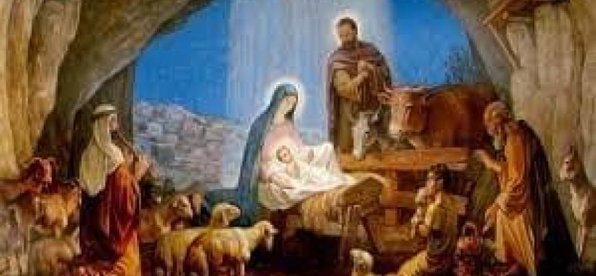 Błogosławionych Świąt Bożego Narodzenia dla wszystkich....
