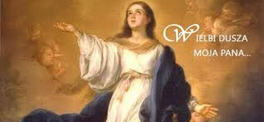 Uroczystość Wniebowzięcia Matki Bożej
