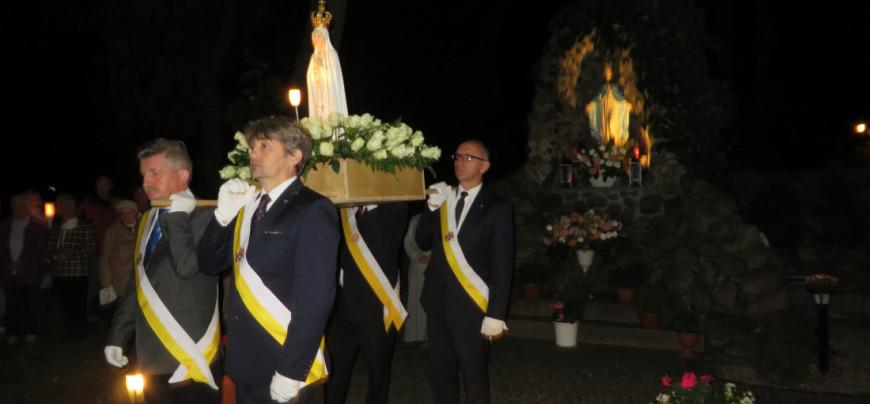 uroczystości Matki Bożej Fatimskiej 13 września 2019 r.