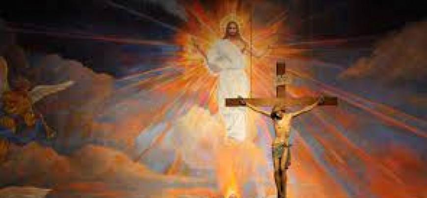 Chrystus Zmartwychwstał!...............Prawdziwie Zmartwychwstał!