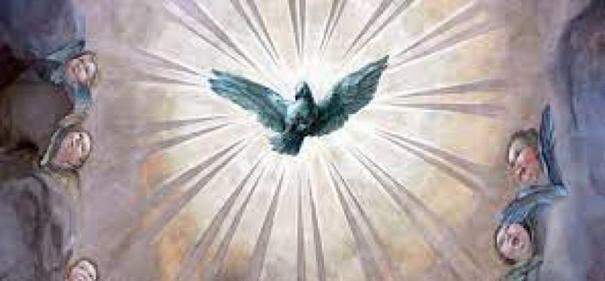 Zielone Świątki Anno Domini 2021....przyjdź Duchu Święty...