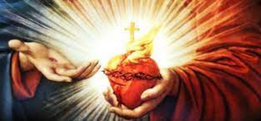 Najświętsze Serce Jezusowe zmiłuj się nad nami...