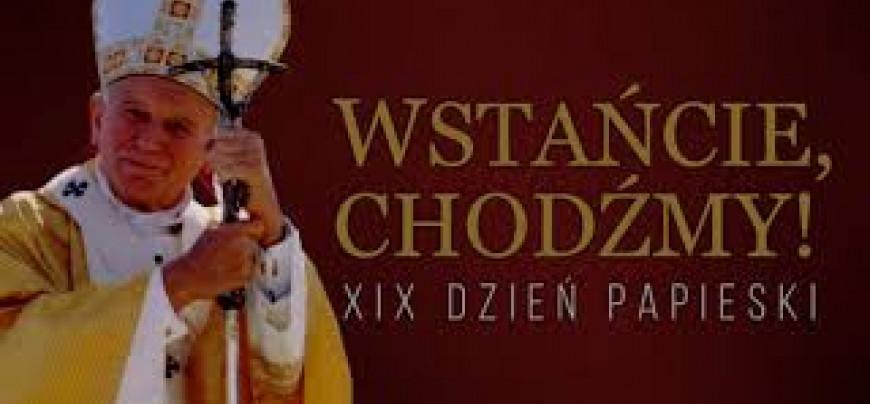 Dzień Papieski i Niedziela Papieska...